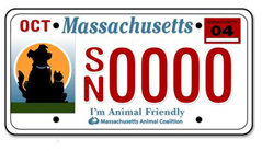 Spay Neuter License Plate